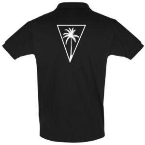 Koszulka Polo Palm in the triangle