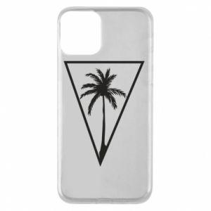 Etui na iPhone 11 Palm in the triangle
