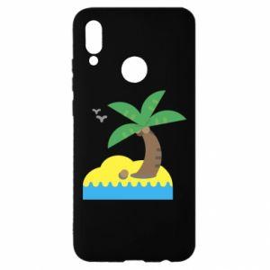 Huawei P Smart 2019 Case Palm