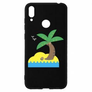 Huawei Y7 2019 Case Palm