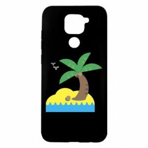 Xiaomi Redmi Note 9 / Redmi 10X case % print% Palm