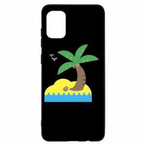 Samsung A31 Case Palm