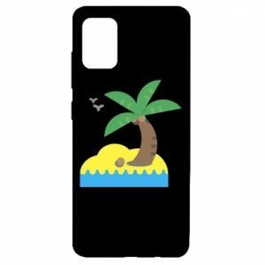 Samsung A51 Case Palm