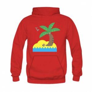 Kid's hoodie Palm