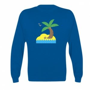 Kid's sweatshirt Palm