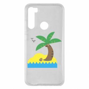 Xiaomi Redmi Note 8 Case Palm