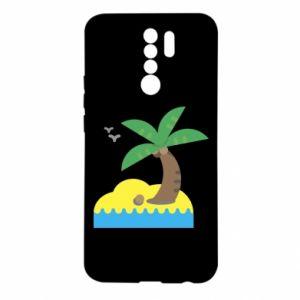 Xiaomi Redmi 9 Case Palm