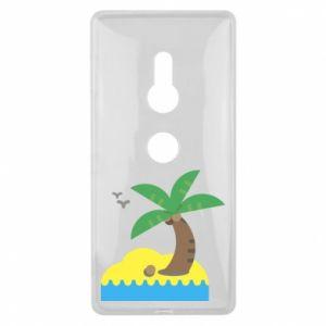 Sony Xperia XZ2 Case Palm