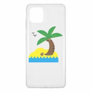 Samsung Note 10 Lite Case Palm
