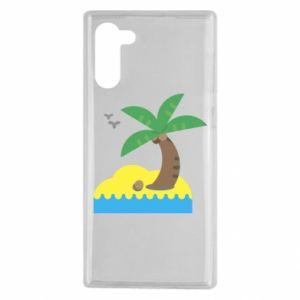 Samsung Note 10 Case Palm