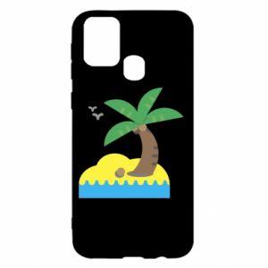 Samsung M31 Case Palm