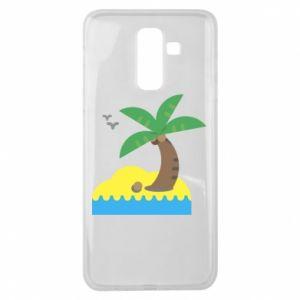 Samsung J8 2018 Case Palm