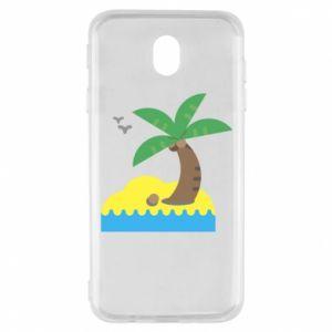 Samsung J7 2017 Case Palm