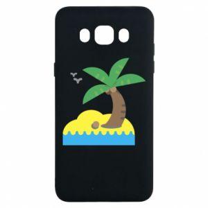 Samsung J7 2016 Case Palm