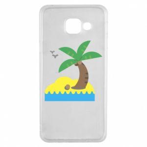 Samsung A3 2016 Case Palm