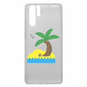 Huawei P30 Pro Case Palm