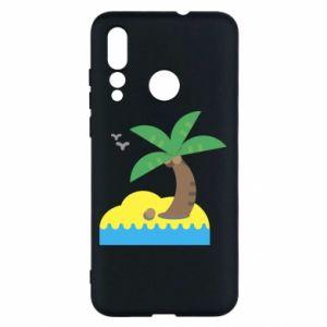 Huawei Nova 4 Case Palm
