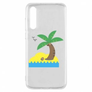 Huawei P20 Pro Case Palm