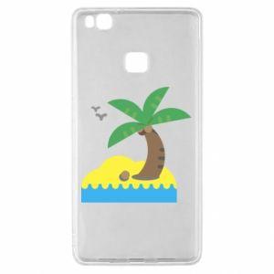 Huawei P9 Lite Case Palm