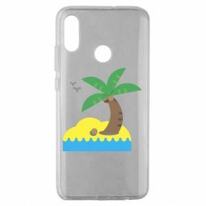 Huawei Honor 10 Lite Case Palm