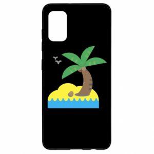 Samsung A41 Case Palm