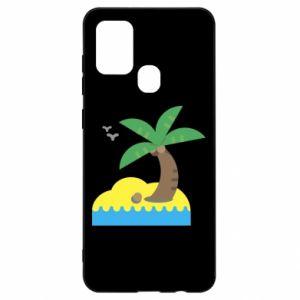 Samsung A21s Case Palm