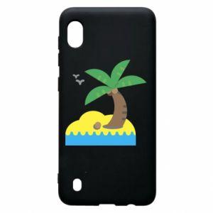 Samsung A10 Case Palm