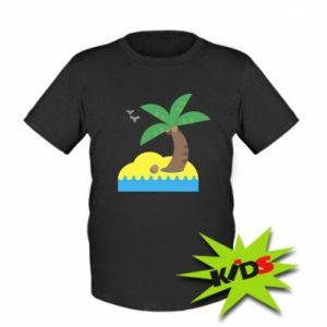 Dziecięcy T-shirt Palma