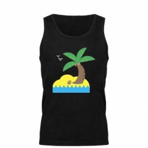 Męska koszulka Palma