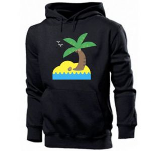 Men's hoodie Palm