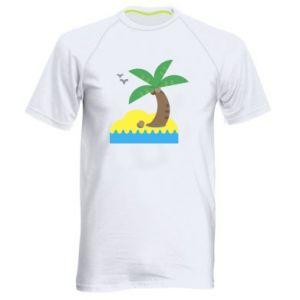 Męska koszulka sportowa Palma