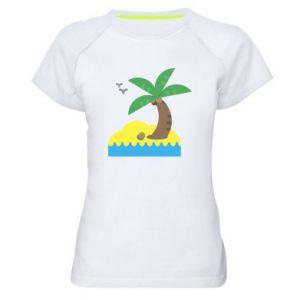 Damska koszulka sportowa Palma