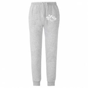Męskie spodnie lekkie Palmy