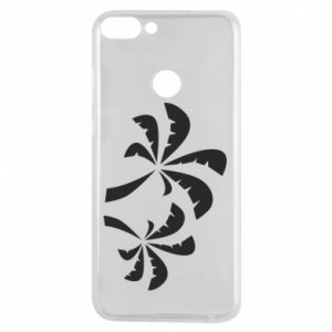 Phone case for Huawei P Smart Palm trees