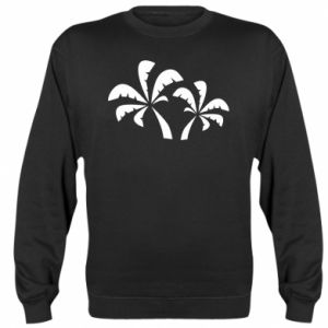 Sweatshirt Palm trees