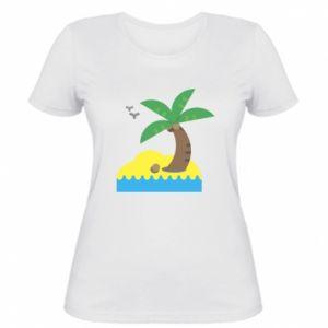 Damska koszulka Palma
