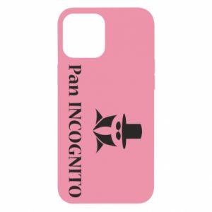 iPhone 12 Pro Max Case Mr INCOGNITO