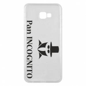 Phone case for Samsung J4 Plus 2018 Mr INCOGNITO