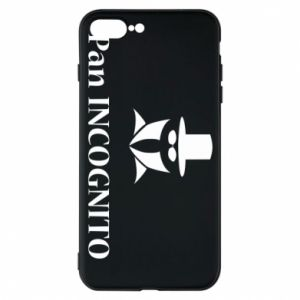 Phone case for iPhone 7 Plus Mr INCOGNITO