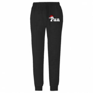 Męskie spodnie lekkie Pan