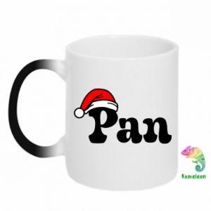 Kubek-kameleon Pan