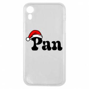 Etui na iPhone XR Pan