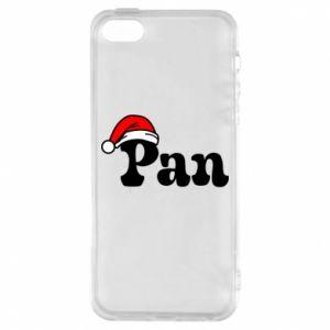 Etui na iPhone 5/5S/SE Pan