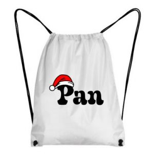 Plecak-worek Pan