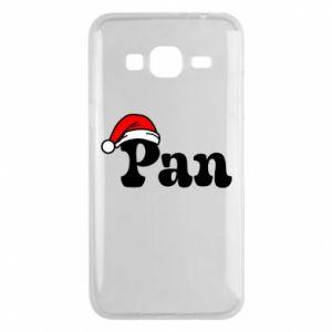 Etui na Samsung J3 2016 Pan