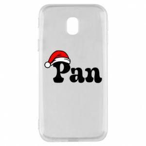 Etui na Samsung J3 2017 Pan