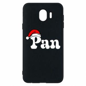Etui na Samsung J4 Pan