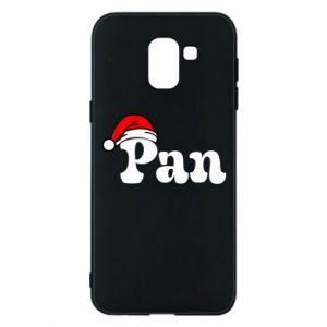Etui na Samsung J6 Pan