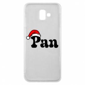 Etui na Samsung J6 Plus 2018 Pan