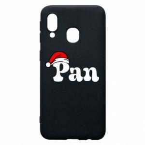 Etui na Samsung A40 Pan